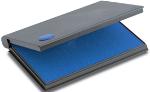"""090414 - 2000 Plus No. 1 Felt Pad <span style=""""color: blue;"""">Blue</span>"""