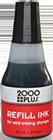 """090675 - <span style=""""color:black;"""">BLACK</span> - 2000 Plus 1 oz. Stamp Pad Ink"""