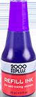 "090679 - <span style=""color:purple;"">PURPLE</span> - 2000 Plus 1 oz. Stamp Pad Ink"