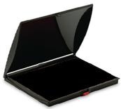 SHINY-3-BLACK - Shiny No. 3 Felt Pad Black