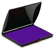 "SHINY-3-PURPLE - Shiny No. 3 Felt Pad <span style=""color: purple;"">Purple</span>"